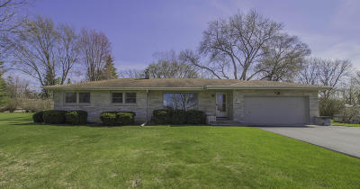 Muskego Single Family Home Active Contingent With Offer: S63w12711 Emerson Dr