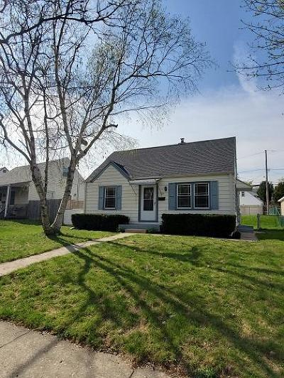 West Allis Single Family Home Active Contingent With Offer: 7050 W Dreyer Pl