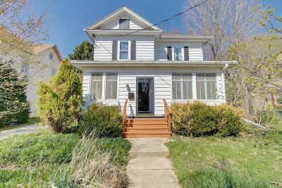 Whitewater Single Family Home Active Contingent With Offer: 154 N Park St