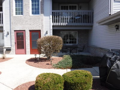 Pewaukee Condo/Townhouse Active Contingent With Offer: 711 Quinlan Dr #C