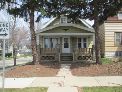 West Allis Single Family Home For Sale: 1700 S 57th St