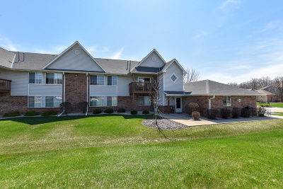 Oak Creek Condo/Townhouse Active Contingent With Offer: 205 W Aspen Ct #3