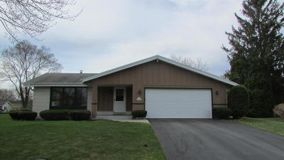 Muskego Single Family Home Active Contingent With Offer: S68w13539 Hale Park Cir