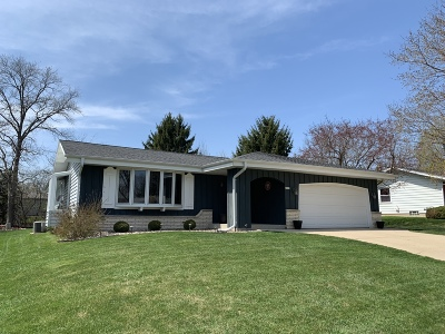 Oak Creek Single Family Home Active Contingent With Offer: 7707 S Pine Ave