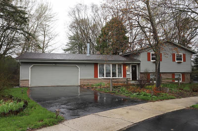 West Bend Single Family Home Active Contingent With Offer: 914 Sandy Acre Ct