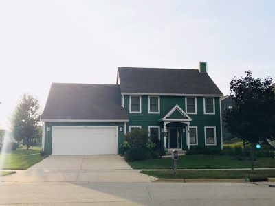 West Bend Single Family Home Active Contingent With Offer: 848 Abby Rd