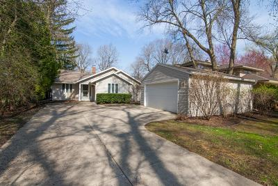 Lake Mills Single Family Home Active Contingent With Offer: 241 S Ferry Dr