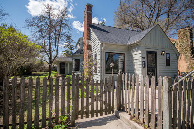 Greenfield Single Family Home Active Contingent With Offer: 3355 S 45th St