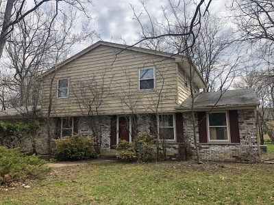 Brookfield Single Family Home Active Contingent With Offer: 900 N Barker Rd