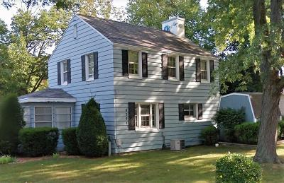 Greendale Single Family Home Active Contingent With Offer: 6398 Blossom Ct