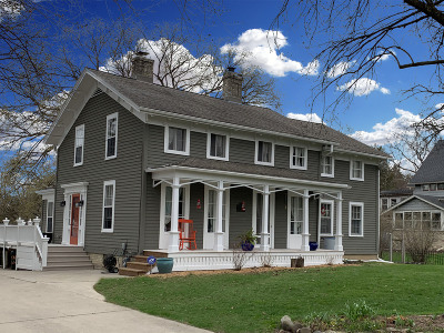 Single Family Home Active Contingent With Offer: 12323 W Watertown Plank Rd