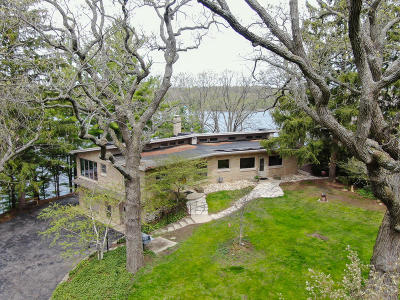 East Troy Single Family Home For Sale: W1964 Pastime Ln