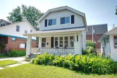 Single Family Home For Sale: 1823 E Elmdale Ct