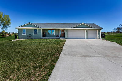 Trempealeau Single Family Home Active Contingent With Offer: N13224 Schubert Rd