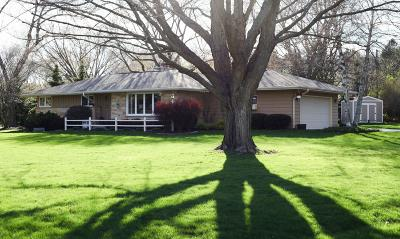 Single Family Home Active Contingent With Offer: 18415 Countryside Ct