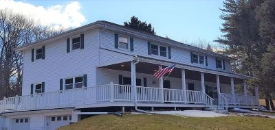 Wales Single Family Home Active Contingent With Offer: 511 E Brandybrook Rd