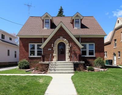 West Bend Single Family Home Active Contingent With Offer: 308 S 9th Ave