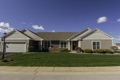 Waukesha Condo/Townhouse Active Contingent With Offer: 2719 Portage Cir