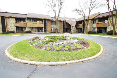 Glendale Condo/Townhouse Active Contingent With Offer: 2101 W Good Hope Rd #103