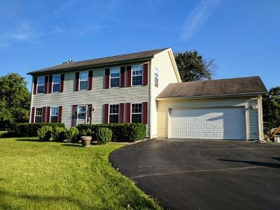 Waukesha Single Family Home Active Contingent With Offer: S62w23225 Fern Dr