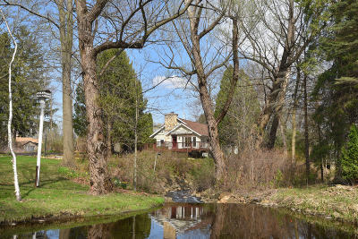 Single Family Home Active Contingent With Offer: 2560 Pilgrim Rd