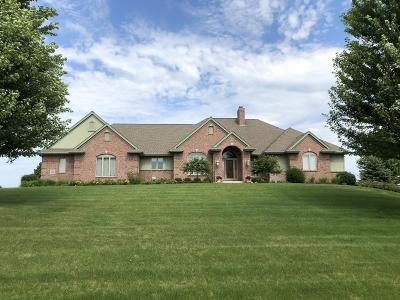 Waukesha County Single Family Home For Sale: W288n932 Basque Ct