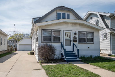 West Allis Single Family Home Active Contingent With Offer: 1955 S 80th St