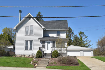 Lannon Single Family Home Active Contingent With Offer: 7217 Lannon Rd