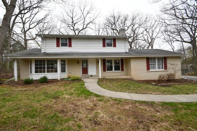 Oconomowoc Single Family Home Active Contingent With Offer: W341n6737 Lancelot Dr