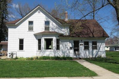 Mayville Single Family Home Active Contingent With Offer: 802 Bridge St