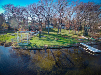 Delafield Single Family Home Active Contingent With Offer: 2548 Woodland Park Dr