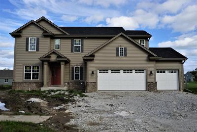 Racine Single Family Home For Sale: 4715 Chris Ct #Lt8