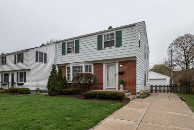 Whitefish Bay Single Family Home For Sale: 5264 N Bay Ridge Ave