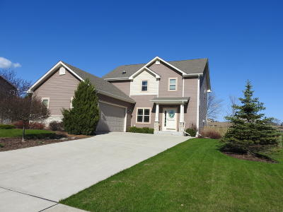 Pleasant Prairie Single Family Home Active Contingent With Offer: 8485 94th Ave