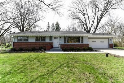 Single Family Home For Sale: 15965 Brookhill Dr