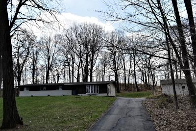 Slinger Single Family Home Active Contingent With Offer: 3059 County Road Cc