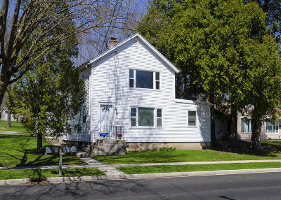 Ozaukee County Two Family Home For Sale: 579 S Main St #581