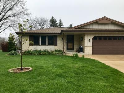 Greendale Single Family Home Active Contingent With Offer: 5431 S 51st St