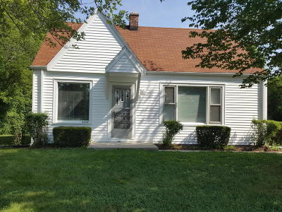 Greenfield Single Family Home Active Contingent With Offer: 6824 W Layton Ave