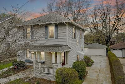 Wauwatosa Single Family Home Active Contingent With Offer: 8001 Stickney Ave