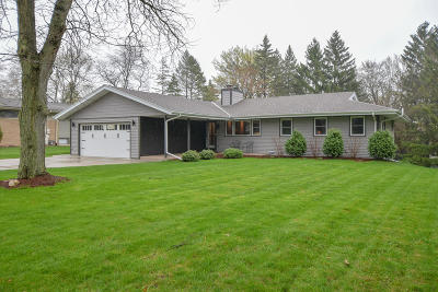 Single Family Home Active Contingent With Offer: 510 Wilson Dr