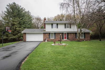Delafield Single Family Home Active Contingent With Offer: N7w31635 Juniper Ter
