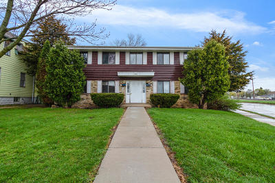 West Allis Multi Family Home For Sale: 2153 S 56th St