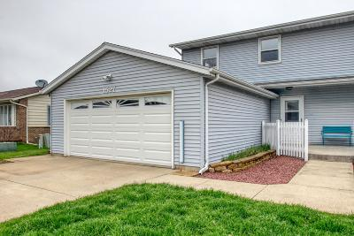 West Bend Condo/Townhouse Active Contingent With Offer: 1527 Vogt Dr
