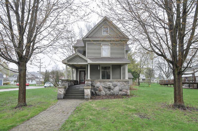Elkhorn Single Family Home Active Contingent With Offer: 401 W Walworth St