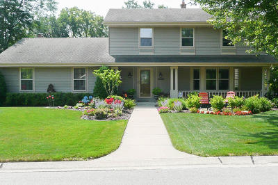 New Berlin Single Family Home Active Contingent With Offer: 12905 W Scarborough Dr