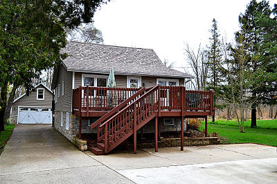 Wind Lake Single Family Home Active Contingent With Offer: 7701 E Wind Lake Rd