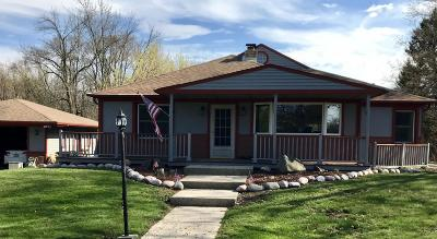 Greenfield Single Family Home For Sale: 12369 W Cold Spring Rd