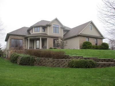 Pleasant Prairie Single Family Home Active Contingent With Offer: 11104 43rd Ave