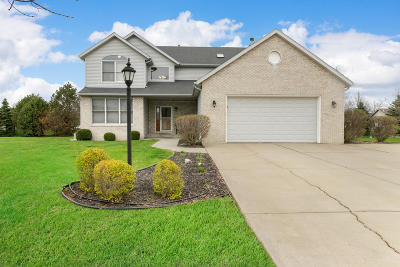 Pleasant Prairie Single Family Home Active Contingent With Offer: 10212 82nd St